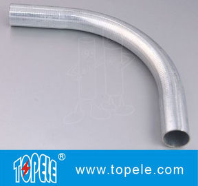 1/2 - in Pre-galvanized Steel Pipe Elbow EMT Conduit And Fittings welded/Stainless Steel Elbow